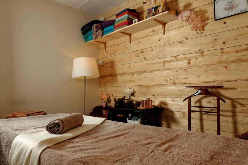 ux petits soins nature cabine de soins