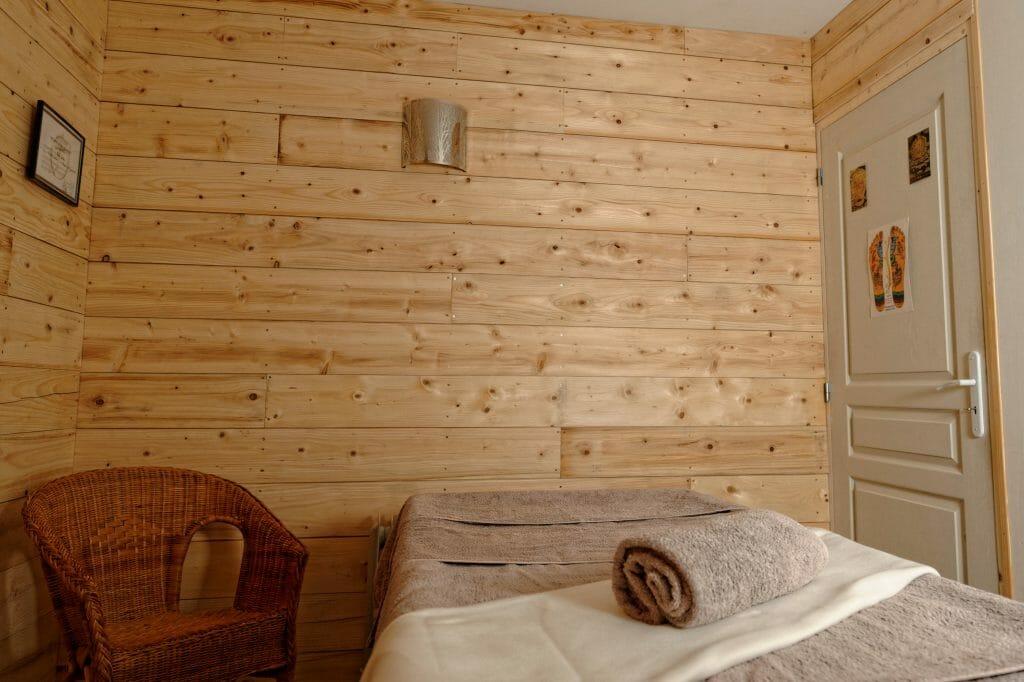 cabine massage institut de beauté Simorre