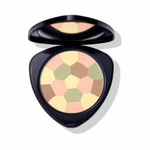 poudre compacte correctrice Dr. Hauschka cosmetiques