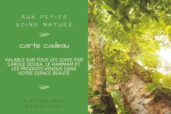 carte cadeau Aux Petits Soins Nature - Simorre