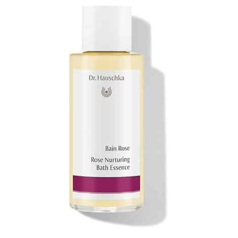 bain a la rose Dr Hauschka - salon esthétique hammam - Simorre Gers