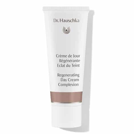 creme jour regenerante eclat de teint Dr. Hauschka