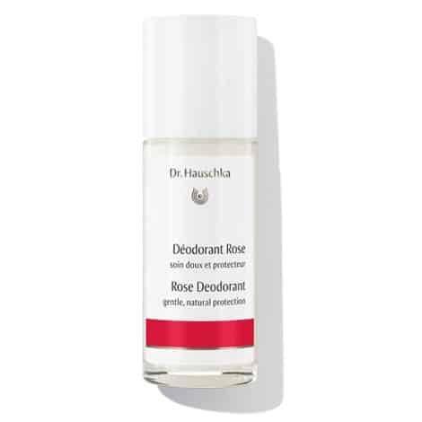 deodorant rose Dr. Hauschka
