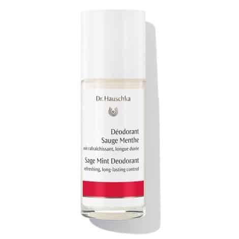 deodorant sauge menthe Dr. Hauschka