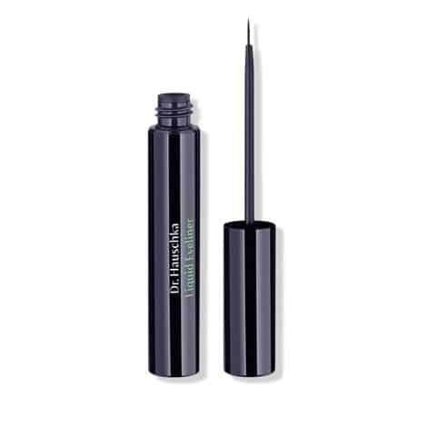 eyeliner liquide noir brun dr. Hauschka maquillage