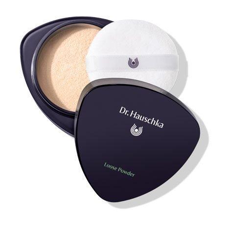 dr. Hauschka maquillage naturel poudre libre transparente Dr. Hauschka cosmetiques