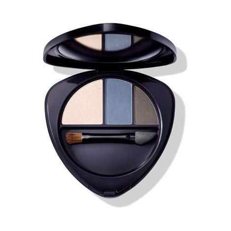trio ombre à paupières Dr. Hauschka maquillage